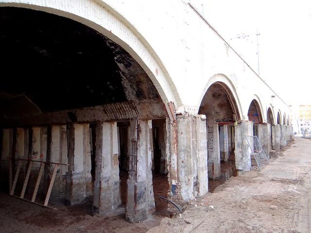 Hofbogen Station Hofplein fase 2 renovatie 4