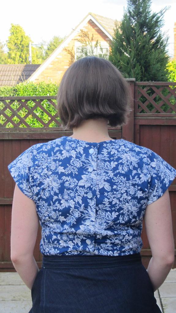 Mae blouse