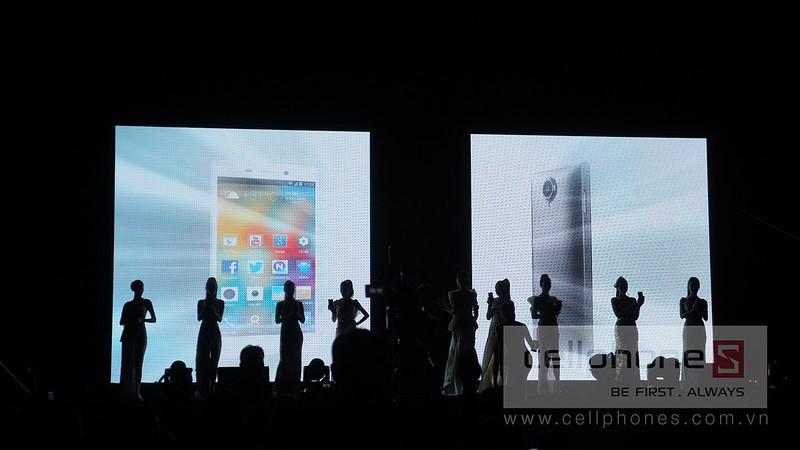 Sforum - Trang thông tin công nghệ mới nhất 12689399003_901173c262_c Hình ảnh sự kiện Gionee ra mắt Elife E7 tại Việt Nam
