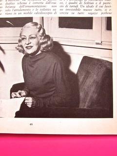 Alter Alter, marzo 1979, anno 6, numero 3. Direzione: Oreste del Buono, art director: Fulvia Serra. Pag. 49 (part.), 1