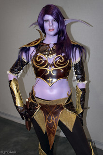 Night Elf (WOW)