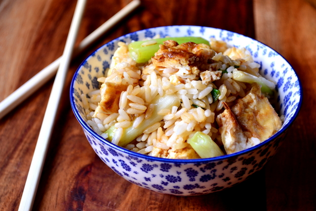Egg Fried Rice Recipe (3)