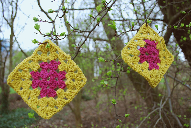 crochet in nature