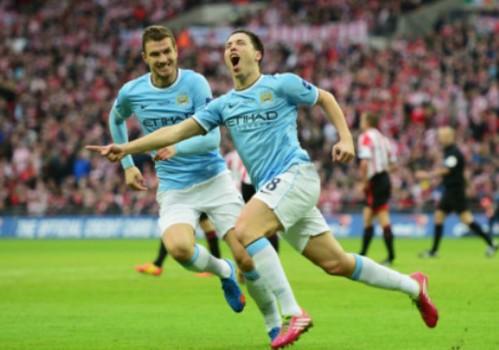 Man-City Juara Liga Inggris