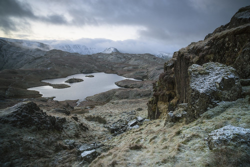 Waiting for Dawn, Angle Tarn