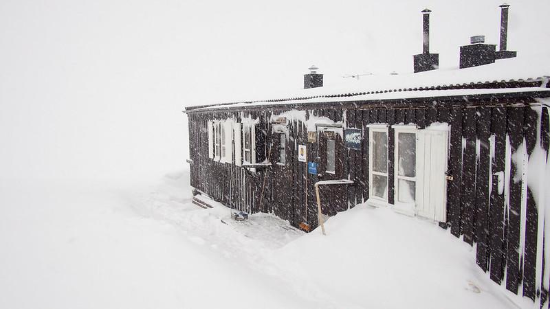 Mehr Schnee am Morgen