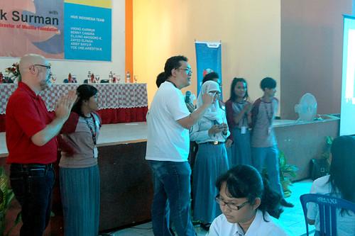 Maker Party 2013 - Surabaya