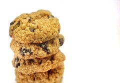 Soft Oatmeal Cookies