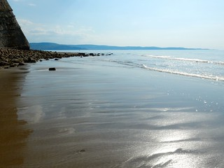 Image of Beach with a length of 563 meters.