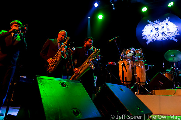 Sharon Jones and the Dap-Kings @ The Fillmore, SF 3/28/14