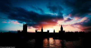 Dying Of The Sun - London (Westminster Parliament) by Simon Hadleigh-Sparks | by Simon Hadleigh-Sparks