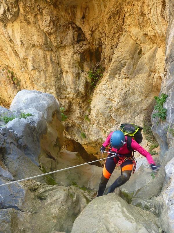 canyon de mesosfini