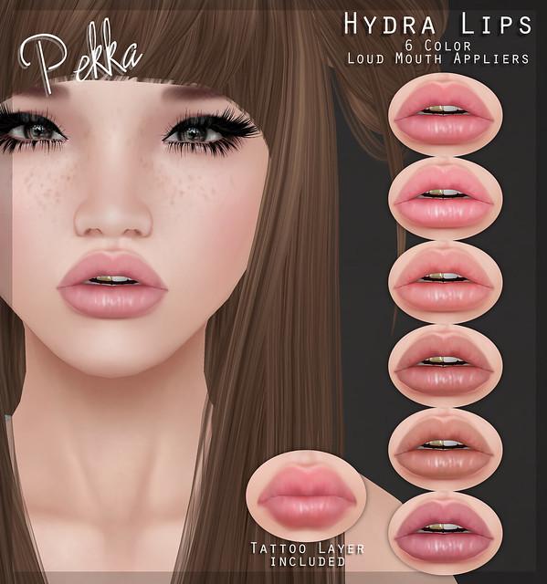 hydra lips