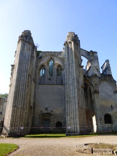 227 Abbaye de Saint-Wandrille