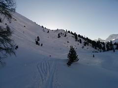 Skitour Pragser Wildsee Kleine Gaisl