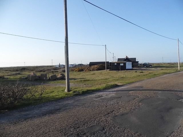 Dungeness cottages