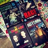 Great #DVD haul today #rage #autumn by @davidjmoody #bansheechapter #adamandjoeshow #film #horror #comedy by madsciencefilmsltd