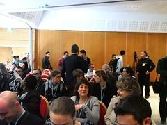Ouverture d'Agile France, le pubic (2)