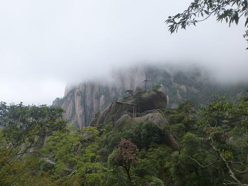 Jiangxi-Sanqing Shan-1 sentier de l'est (74)