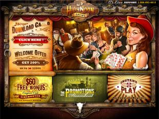 High Noon Casino Home