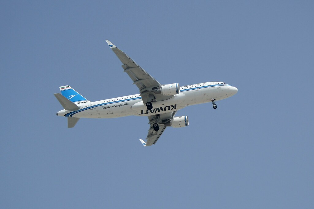 9K-AKG - A320 - Kuwait Airways