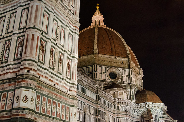 20150520-Florence-Giotto-Campanile-Bell-Tower-Duomo-at-Night-0004