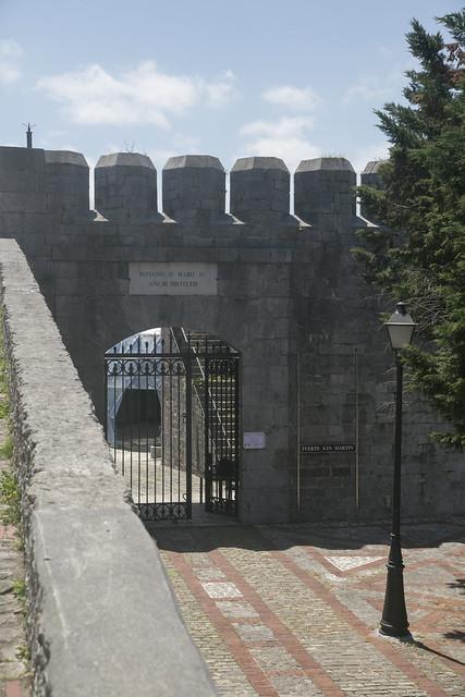 Fuerte San Martín, Santoña
