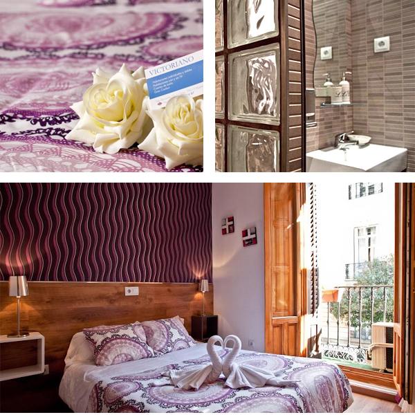 Hotel Abel Victoriano, probablemente el mejor hotel barato de Madrid