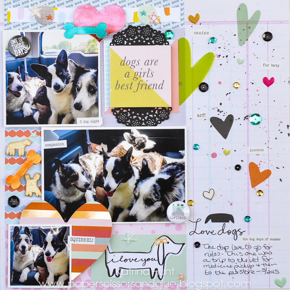 Love_Dogs_Scrapbook_Page_Katrina_Hunt_DecoFoil_CREATE_Scrapbook_Generation_ThermOWeb_1000Signed-1