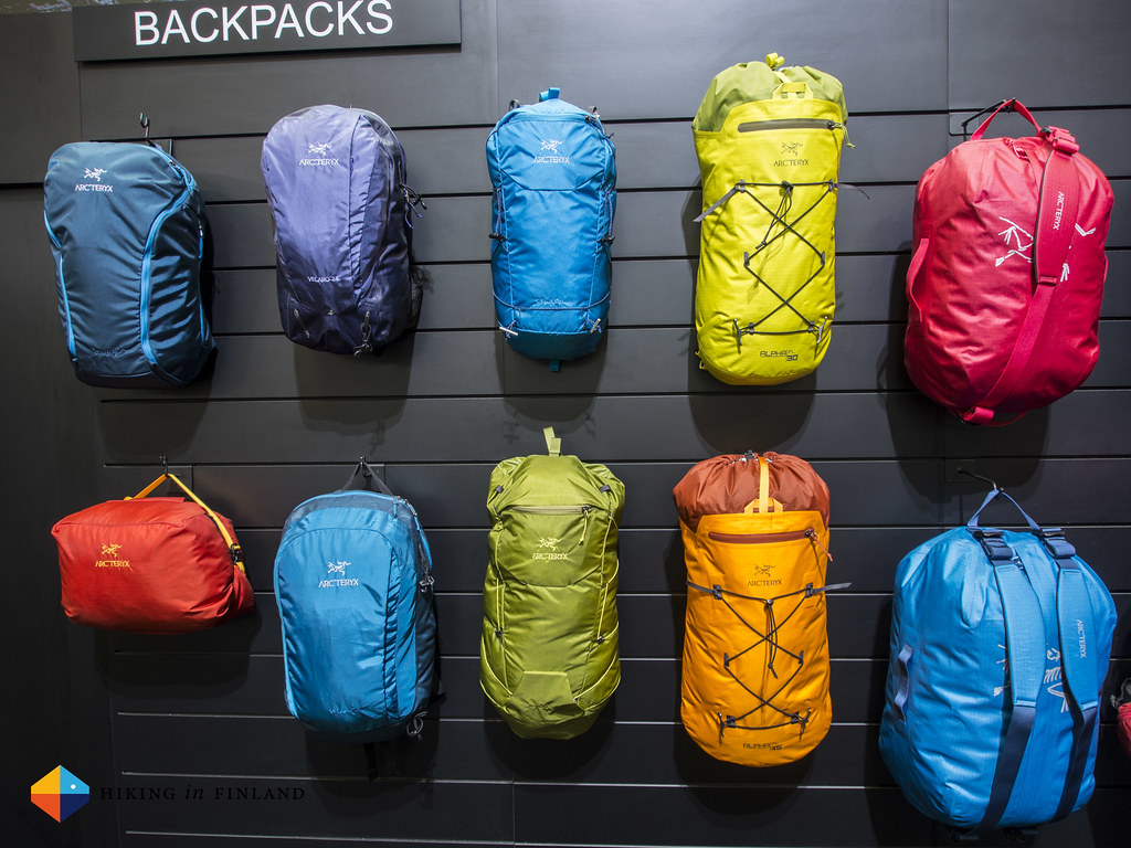 Arc'teryx 2016 Backpacks