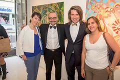 Susana Garduño, Hector, Samir Ceric and Gabriela Garciadiego