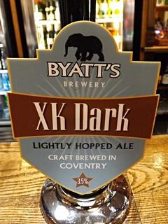 Byatt's, XK Dark, England