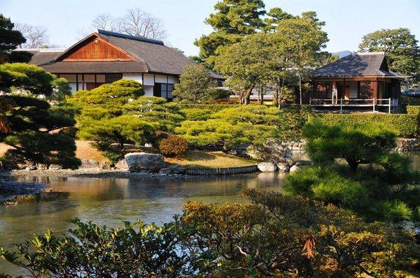 Biệt-thự-hoàng-gia-Katsura-Kyoto-Nhật-Bản.