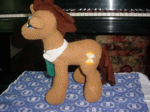 Dr. Whooves cutie mark