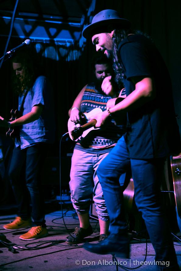 Seyrn @ Brick & Mortar, San Francisco 7/22/15