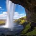 Seljalandsfoss, Iceland by Brian Krouskie