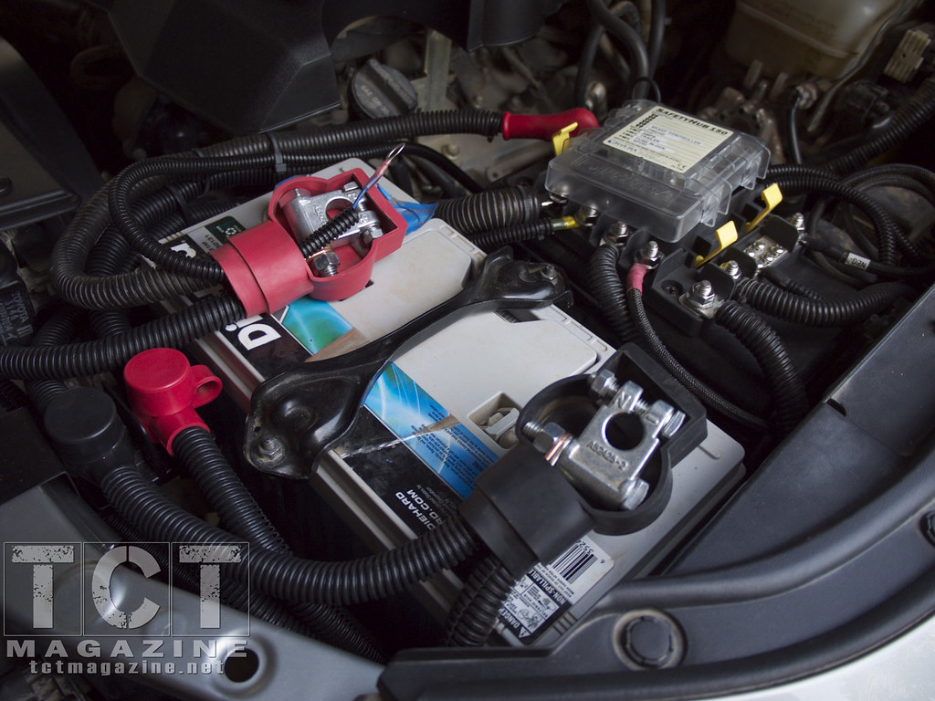 ibs dbs dual battery system install