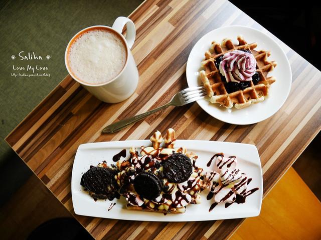 淡水下午茶甜點鬆餅微幸福咖啡館 (16)