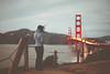 Vista point. San Francisco, USA