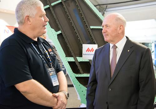 Governor General visits Marand