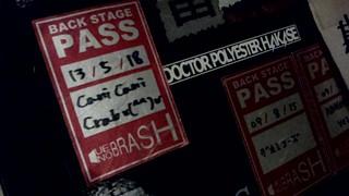 CaniCaniCrabライブしました。第一弾「歌謡サスペンス」at 上野BRASH