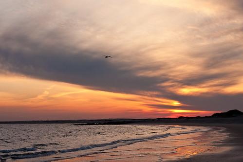 Sunset | Watch Hill, RI by kylenolin