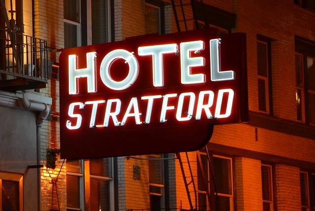 hotel stratford union square san francisco ca by. Black Bedroom Furniture Sets. Home Design Ideas
