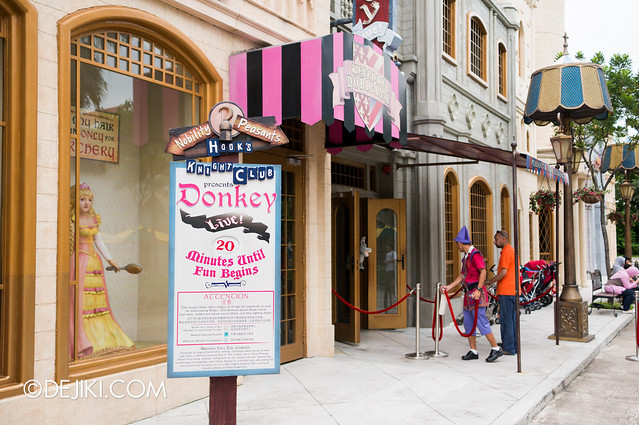 USS May Park Update - Donkey Live 2