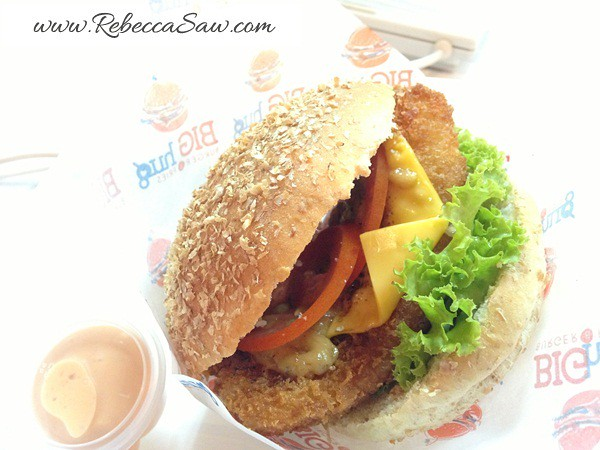 Big Hug Burger at SS15 Subang Square-001