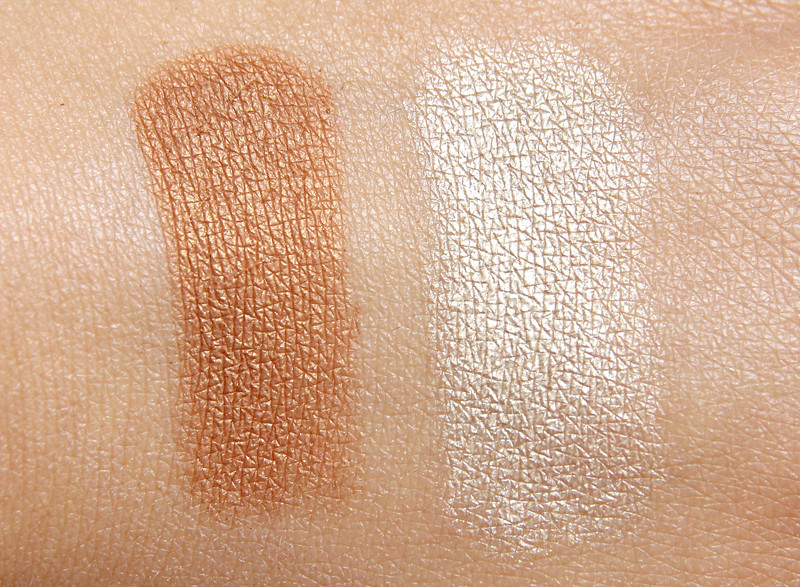 Viva la Diva Makeup kit eyes-face & cheek 32 swatch3