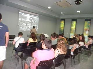 επίσκεψη COMENIUS στο μουσείο φυσικής ιστορίας μαΐστρου 3