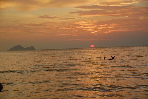 Damai Central Sunset
