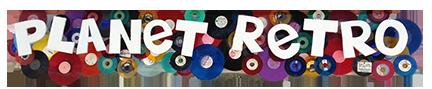 Planet Retro Logo