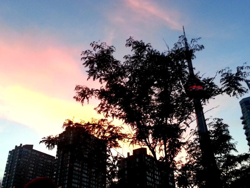 Toronto sky